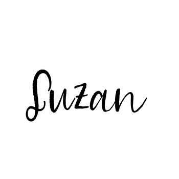 Signature from Suzan